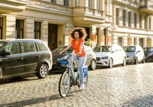 biracial-woman-bicycle