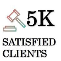 5K Satisfied Clients