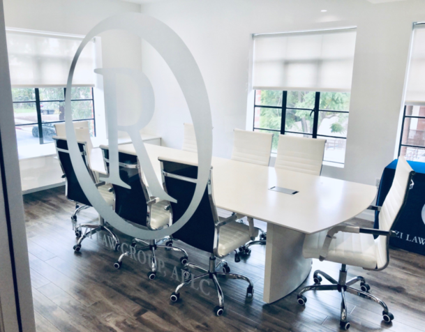 Razi Law Group Conference Room